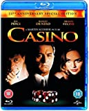 Casino - 20th Anniversary Edition [Blu-ray] [1995] [Region Free]