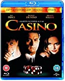 Casino - 20th Anniversary Edition [Blu-ray] [1995] [Region Free]