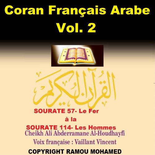 coran arabe francais al houdaifi