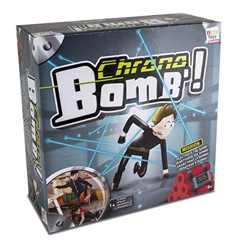 IMC Toys Chrono bomb – Juego de reflejos, mínimo 1 jugador