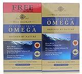 omega 3 solgar - Solgar - Wild Alaskan Full Spectrum Omega Softgels Twinpack (2x120 Sgels) - 240Sgels