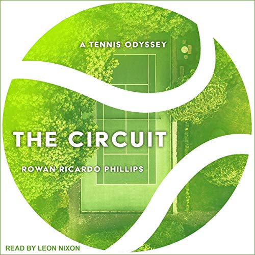 Pdf Outdoors The Circuit: A Tennis Odyssey