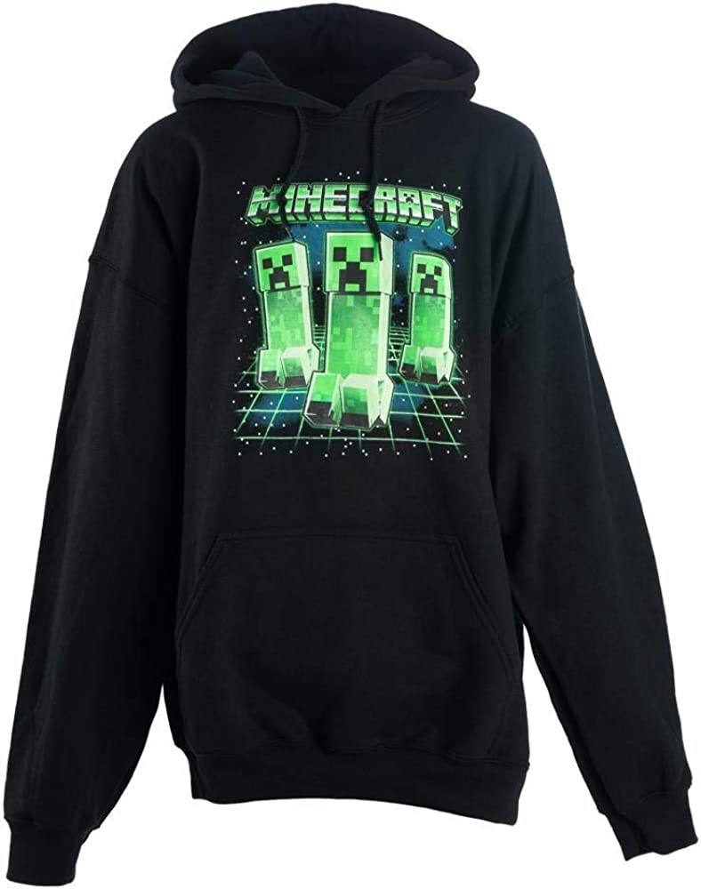 Minecraft Boys Creeper Sweatshirt