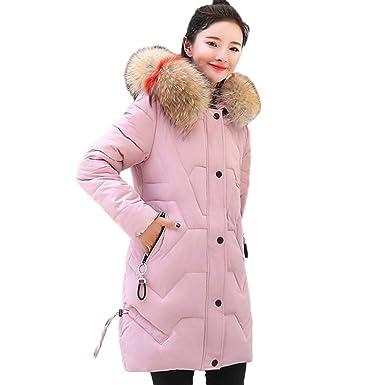 c754457fe0b1c 花千束 ゆったり レディース 中綿 コート 綿入れジャケット 秋冬 ロングコート 韓国 体型カバー 無地 大きい