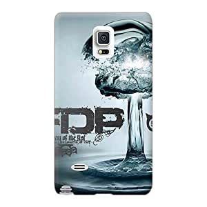 Best Hard Phone Cover For Samsung Galaxy Note 4 With Provide Private Custom High-definition 5fdp Series WandaDicks