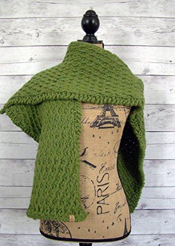 Samara Ruana - Child 3-10 - Green by The Millé Shop