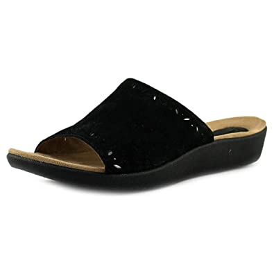 b6decc834086 Earth Origins New Women s Valorie Slide Black 6