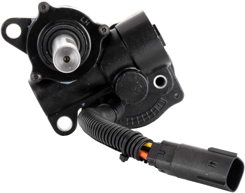 LSAILON AL3Z16A506A Replacement Front Left and Right Driver Side Power Running Board Motor for Ford F-150 FX2 Extended Lariat Cab Pickup 3.5L 5.0L 6.2L 2007-2014 Pack of 2