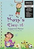 Moms Plan-It 2016 Planner