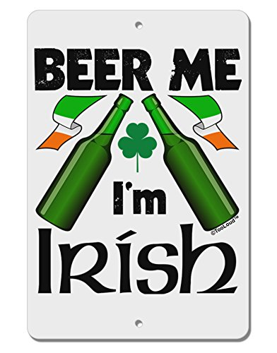 TooLoud Beer Me I'm Irish - st patick day wall decor