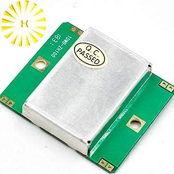 Ochoos microondas Doppler Radar módulo inalámbrico sensor de ...