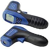 : Ehdis Digital LCD Photo Tachometer Non-Contact RPM Meter Motor Speed Gauge Gun Style Surface Speed Tach Meter Speedometer