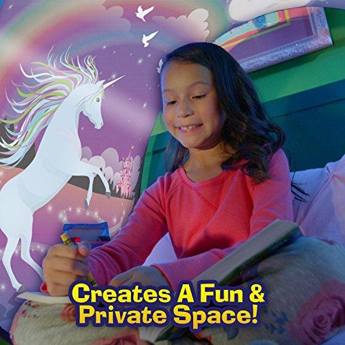 Ontel DTUF-MO24 Dream Tents Unicorn Fantasy