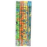 Dr Seuss Green Eggs and Ham Pencil Assortment, 144 Pieces(66893)