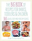 big book of recipes - Big Book of Recipes for Babies, Toddlers & Children