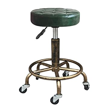 Beauty Stool Sliding Wheelchair Makeup Stool Hairdressing Chair Master Stool. Swivel Chair Lift Chair Stool