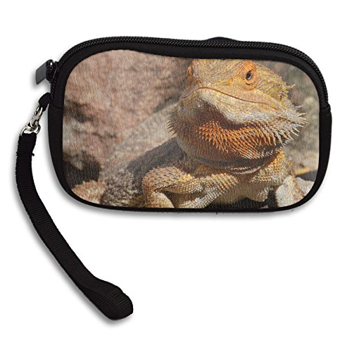 Receiving Bearded Printing Bag Small Dragon Purse Portable Deluxe PwOZFwaq