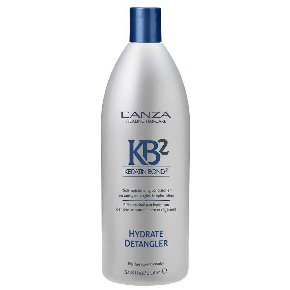 L'ANZA KB2 Hydrate Detangler, 33.8 oz.