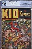 KID KOMICS #1 TIMELY Comics PGX Very Good 4.0