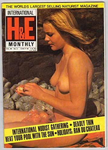 Erotic online magazine