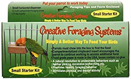 Creative Foraging Systems Small Starter Kit, 2-Inch W by 5-Inch L