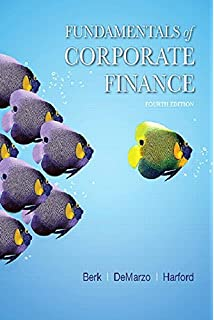 Amazon investments standalone book 9781259277177 zvi bodie fundamentals of corporate finance 4th edition berk demarzo harford the fandeluxe Gallery