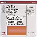 Sibelius: The Complete Symphonies, Vol. 2 - Symphonies Nos. 3, 6, 7 / The Violin Concerto / Finlandia / Tapiola / The Swan of Tuonela