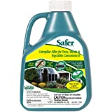 Safer Brand Caterpillar Killer with BT, 8 Ounce Concentrate