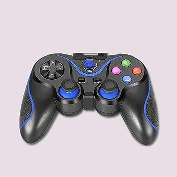 YU-AD Mando inalámbrico Juego de Joystick, Gamepad inalámbrico, el ...