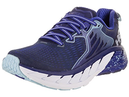 HOKA ONE ONE Women's W Gaviota Bluprint/Surf/The/Web Running Shoe 9 Women US by HOKA ONE ONE