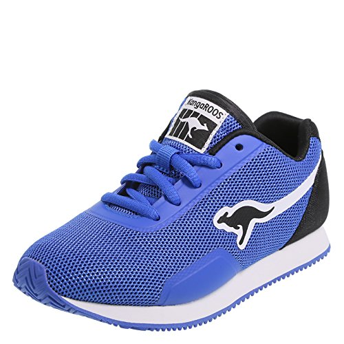KangaROOS Blue Boys' Shadow Jogger 13 Regular