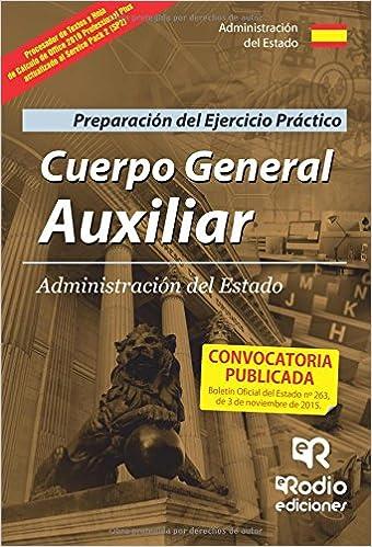 Cuerpo General Auxiliar de la Administración del Estado