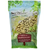Food To Live ® Cashew (Whole, Raw) (1 Pound)