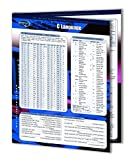 Computers Softwares Best Deals - C Language - Computer Software Quick Reference Guide by Permacharts