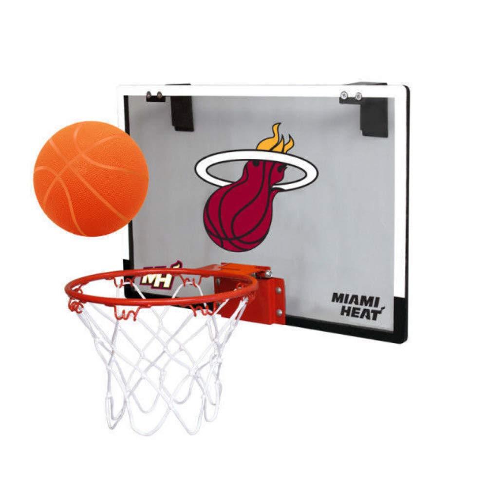NBA Game On屋内バスケットボールフープ&ボールセット B00449PHUQ