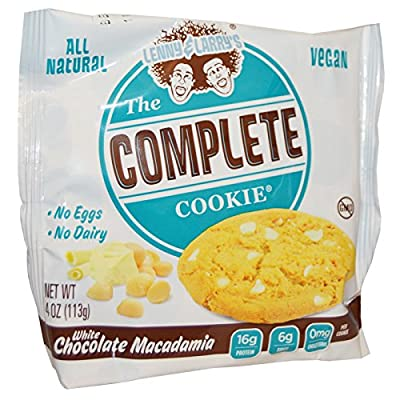 Lenny and Larry's The Complete Cookie White Chocolate Macadamia, 4 Cookies