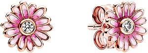 Pandora Pendientes de botón metal común No aplicable - 288773C01
