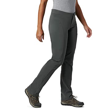 669f9703 Columbia Women's Just Right Straight Leg Pant, Water & Stain Resistant