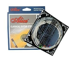 Amazon.com: AC130 Nylon Classical Guitar Strings Set ...