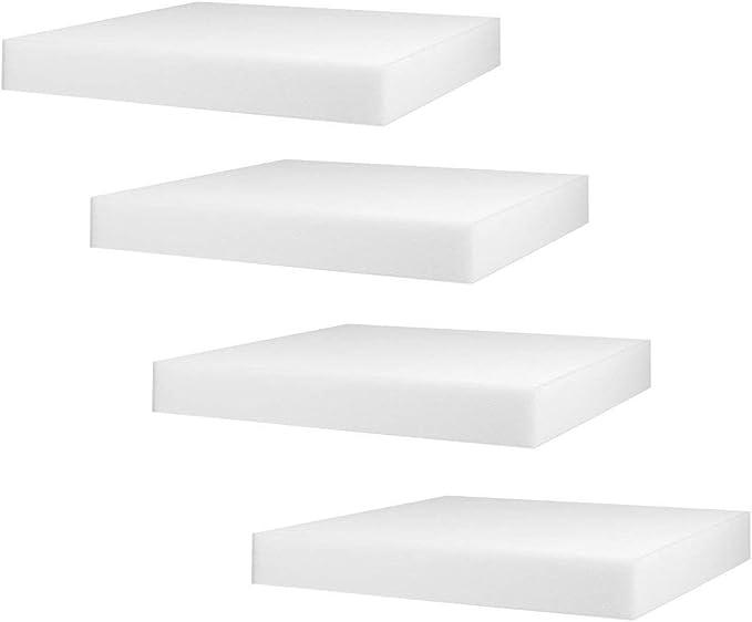 Nouveau 16X16 pouces Cushion Pads Fibre Creuse Inserts Inserts Remplissage Scatter 40x40cm