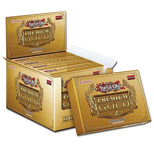 Yu-Gi-Oh Premium Gold: Return of the Bling Display Box