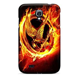 Best Hard Phone Cover For Samsung Galaxy S4 With Unique Design High-definition Metallica Series EricHowe