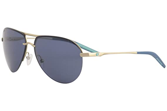 Amazon com: Costa Del Mar Helo Sunglasses Matte Champagne