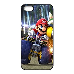 Mario Kart 8 iPhone 4 4s Cell Phone Case Black 91INA91154378
