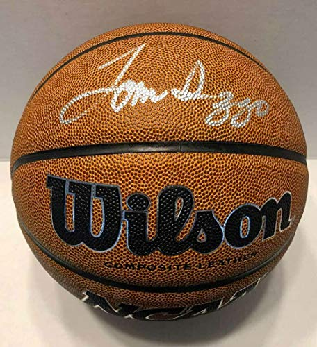 Tom Izzo Autographed Signed Memorabilia Wilson Ncaa Basketball Michigan State Spartans - Beckett Authentic