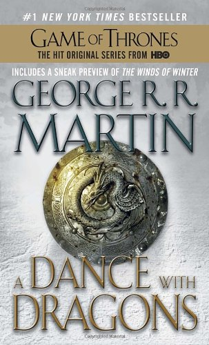 A Dance with Dragons - Book #5 of the A Song of Ice and Fire