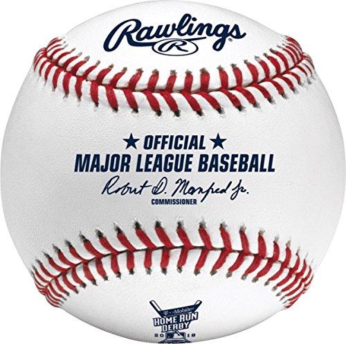 Rawlings Official 2018 Home Run Derby Major League Baseball Washington - Boxed by Rawlings