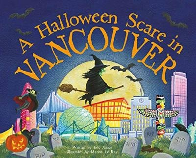 A Halloween Scare in Vancouver(Hardback) - 2015 -