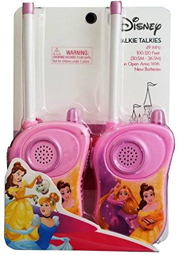 Disney Princess Two Way Radios