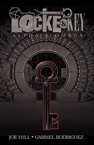 Locke & Key Vol. 6: Alpha & Omega (Locke & Key Volume) (Comic Key)